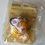 Frosties Tony the Tiger 1995 light up badge unused in packet